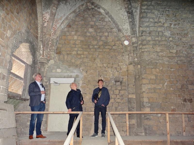 Belfort Tienen Sint Germanuskerk